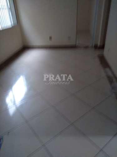 Apartamento, código 399386 em Santos, bairro Vila Mathias