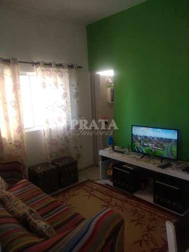 Apartamento, código 399482 em São Vicente, bairro Itararé
