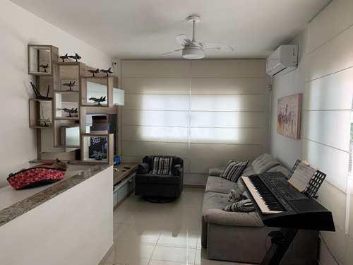 Casa de Condomínio, código 399504 em São Vicente, bairro Vila São Jorge