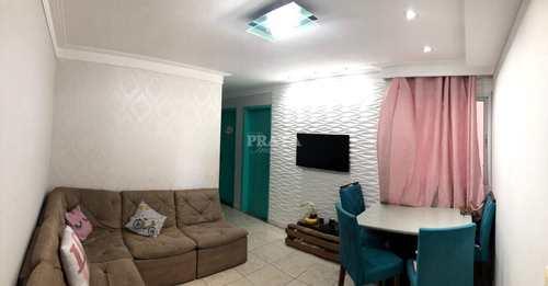 Apartamento, código 399514 em São Vicente, bairro Vila Jockei Clube