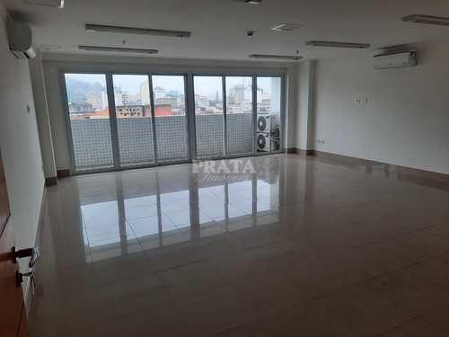Sala Comercial, código 399678 em Santos, bairro Centro