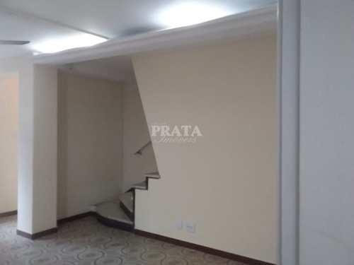 Sobrado, código 399699 em Santos, bairro Embaré