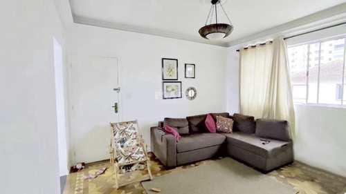 Apartamento, código 399764 em Santos, bairro Embaré