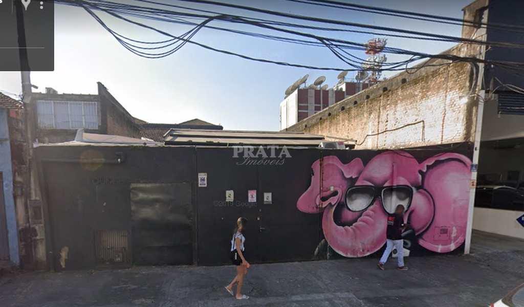 Terreno Comercial em Santos, bairro Vila Mathias