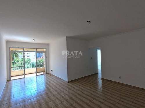 Apartamento, código 399798 em Santos, bairro Embaré