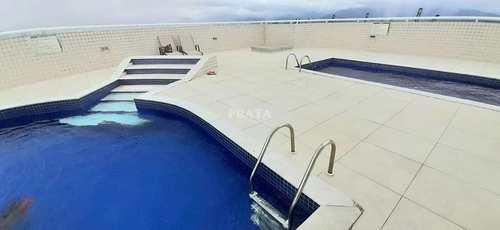 Apartamento, código 399840 em Santos, bairro Ponta da Praia