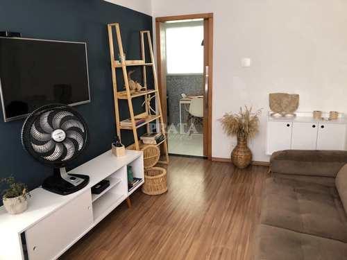 Apartamento, código 399962 em Santos, bairro Boqueirão
