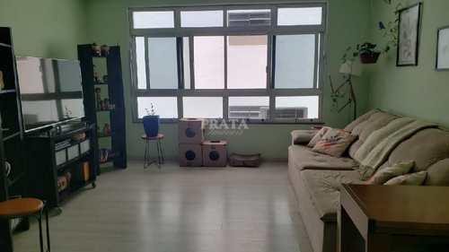 Apartamento, código 400089 em Santos, bairro Ponta da Praia
