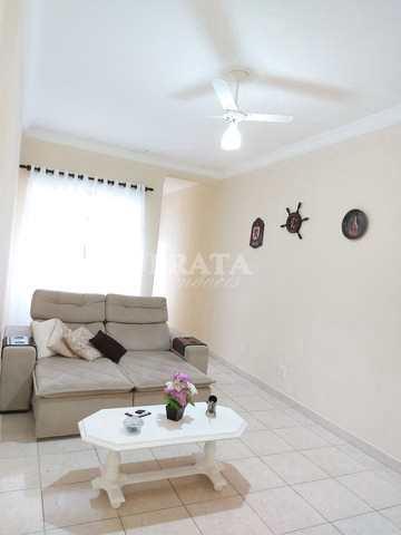 Apartamento, código 400121 em Santos, bairro Gonzaga