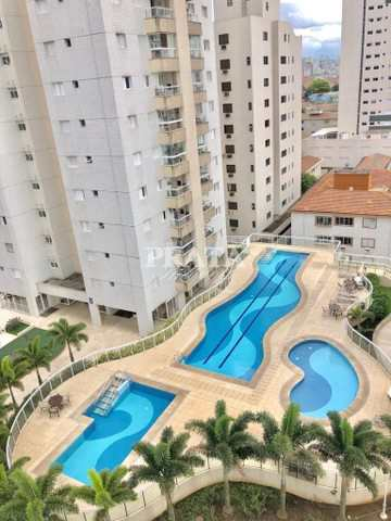 Apartamento, código 400258 em Santos, bairro Ponta da Praia