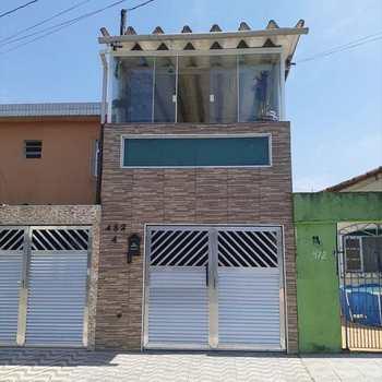 Sobrado em São Vicente, bairro Esplanada dos Barreiros