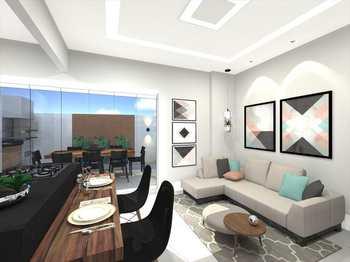 Apartamento, código 54741400 em São Vicente, bairro Centro