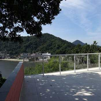 Casa em São Vicente, bairro Morro dos Barbosas