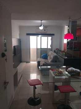 Apartamento, código 54736100 em São Vicente, bairro Gonzaguinha
