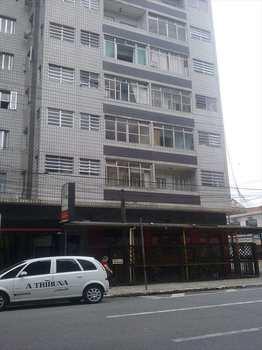 Kitnet, código 54735700 em São Vicente, bairro Centro