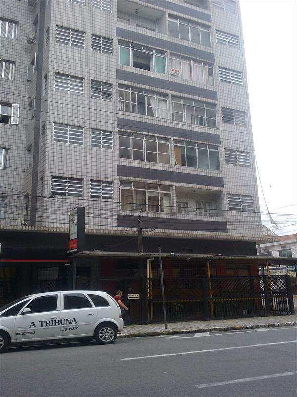 Kitnet em São Vicente, no bairro Centro