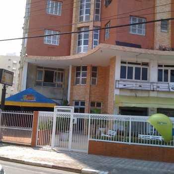 Kitnet em São Vicente, bairro Gonzaguinha