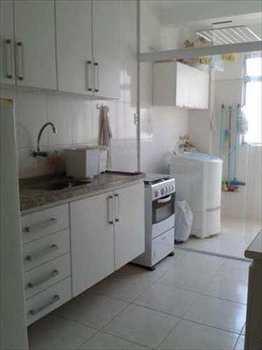 Apartamento, código 54724200 em São Vicente, bairro Itararé