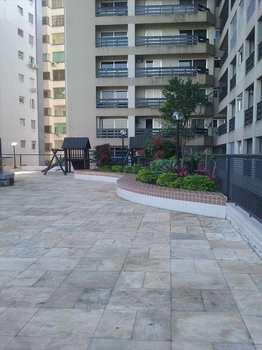 Apartamento, código 54722700 em São Vicente, bairro Centro