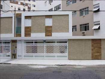 Sobrado, código 54727400 em Santos, bairro Embaré