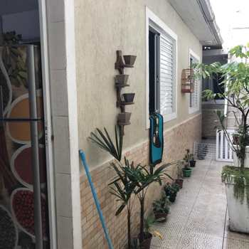 Casa em São Vicente, bairro Jardim Independência