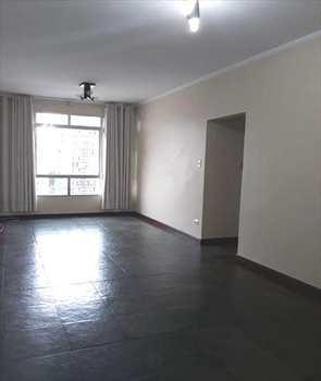 Apartamento, código 54707100 em São Vicente, bairro Itararé