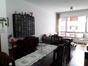 Apartamento, código 54706300 em São Vicente, bairro Itararé