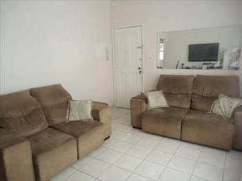 Apartamento, código 54694600 em São Vicente, bairro Centro
