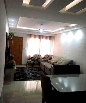 Casa, código 54691600 em São Vicente, bairro Vila São Jorge