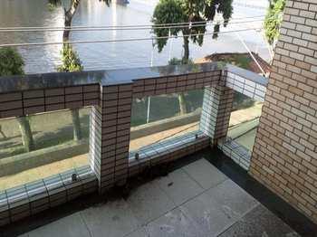 Apartamento, código 54689600 em São Vicente, bairro Morro dos Barbosas