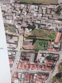 Terreno, código 54689000 em Santos, bairro Chico de Paula
