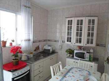 Apartamento, código 54684700 em São Vicente, bairro Jardim Independência