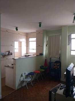 Apartamento, código 54680100 em São Vicente, bairro Gonzaguinha
