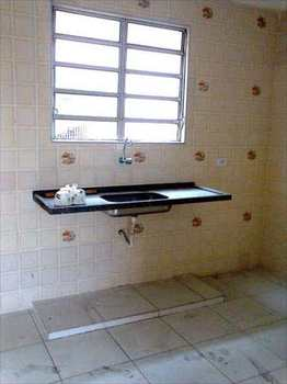 Apartamento, código 54667100 em São Vicente, bairro Parque São Vicente
