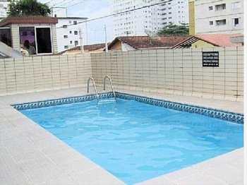 Apartamento, código 54659500 em Praia Grande, bairro Aviação