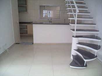Sobrado de Condomínio, código 54652500 em São Vicente, bairro Vila Nossa Senhora de Fátima