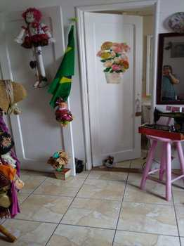 Apartamento, código 54652300 em São Vicente, bairro Biquinha