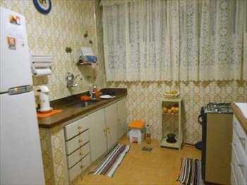 Apartamento, código 54645400 em São Vicente, bairro Centro