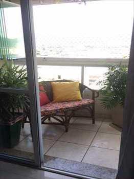 Apartamento, código 54639800 em São Vicente, bairro Centro