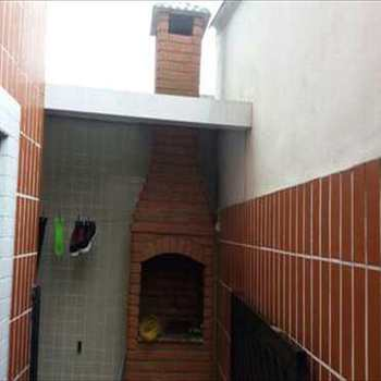 Casa em Santos, bairro Santa Maria