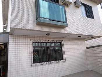 Sobrado de Condomínio, código 54639400 em São Vicente, bairro Catiapoa
