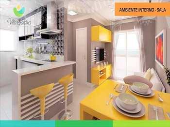 Apartamento, código 54631000 em Praia Grande, bairro Guilhermina