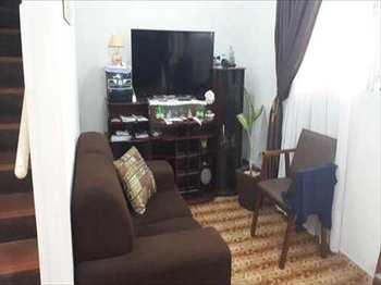 Sobrado, código 54626200 em São Vicente, bairro Vila São Jorge