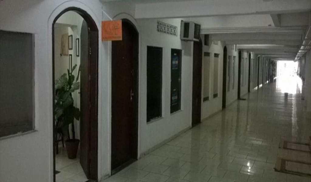 Sala Comercial em São Vicente, bairro Centro