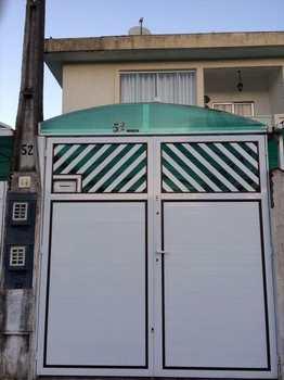 Casa, código 54614100 em São Vicente, bairro Parque Continental