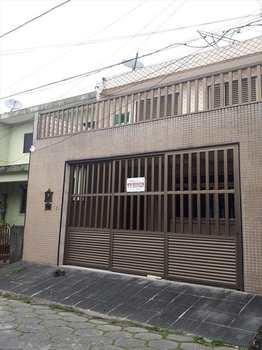 Sobrado, código 54613600 em São Vicente, bairro Vila São Jorge