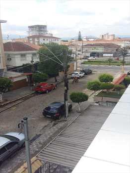 Apartamento, código 54607100 em São Vicente, bairro Centro