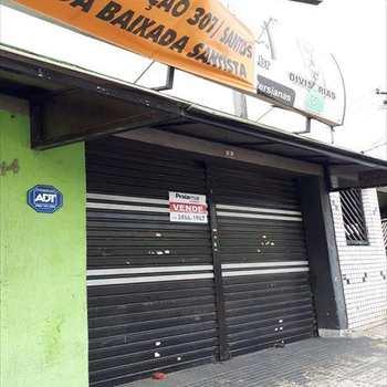 Loja em São Vicente, bairro Vila Nossa Senhora de Fátima