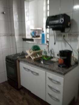 Apartamento, código 54596000 em São Vicente, bairro Centro