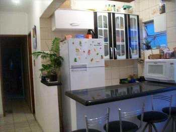 Sala Living, código 54595100 em São Vicente, bairro Centro